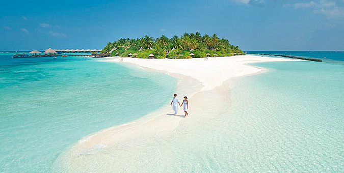Απίθανα μέρη υπό εξαφάνιση που πρέπει να επισκεφθείτε Οι Μαλδίβες