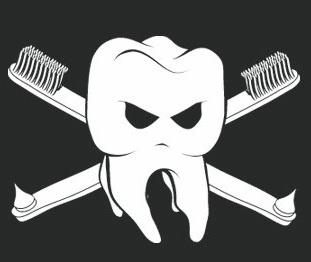 dental hygiene is badass
