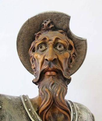 Don Quixote Iconographic Museum (Museo Iconografico del Quijote): Don Quixote de la Mancha