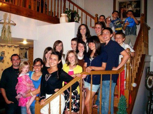 Cimorelli family,  Gardiner Family