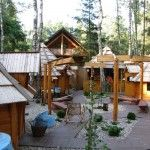 Ogrodowa Sielska Osada - Wioska Spa w Sokolnikach - Galeria