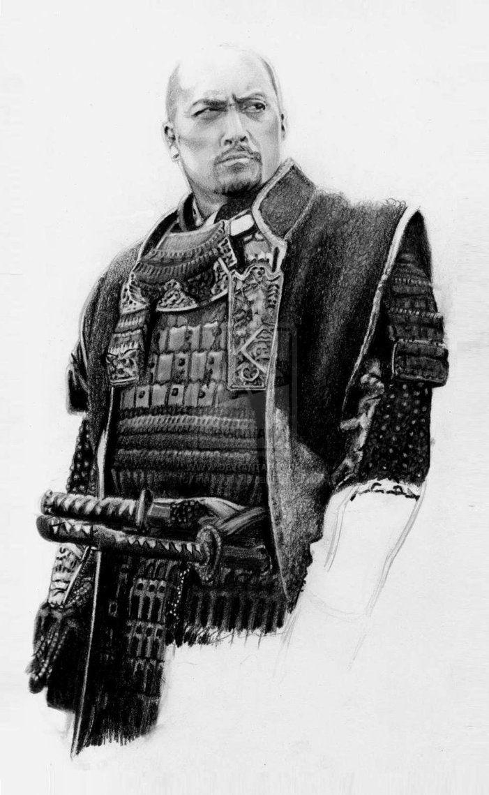 Katsumoto, The Last Samurai