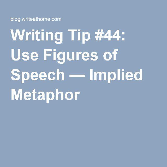 Links for materials: figures of speech, poems, short stories