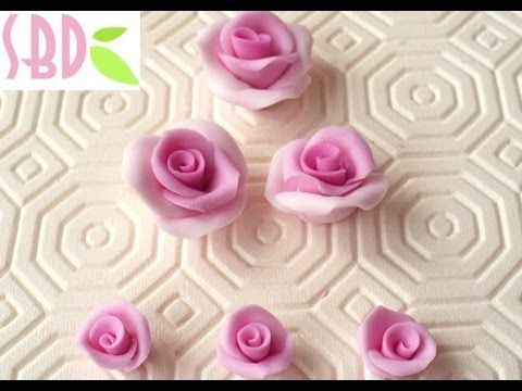 Tutorial paste: Vasetto di rose in pasta di mais - Maize dough roses vase [ENG SUB] - YouTube