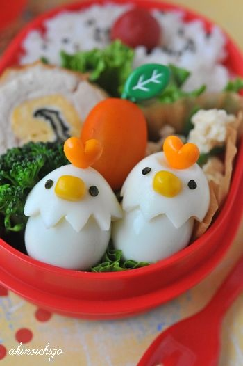 chicks from eggs~ @Katy Sears and @Amy Gill for you deviled egg girls ;)