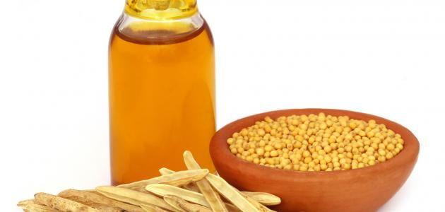 فوائد منافع زيت الخردل Mustard Oil Hot Sauce Bottles Food
