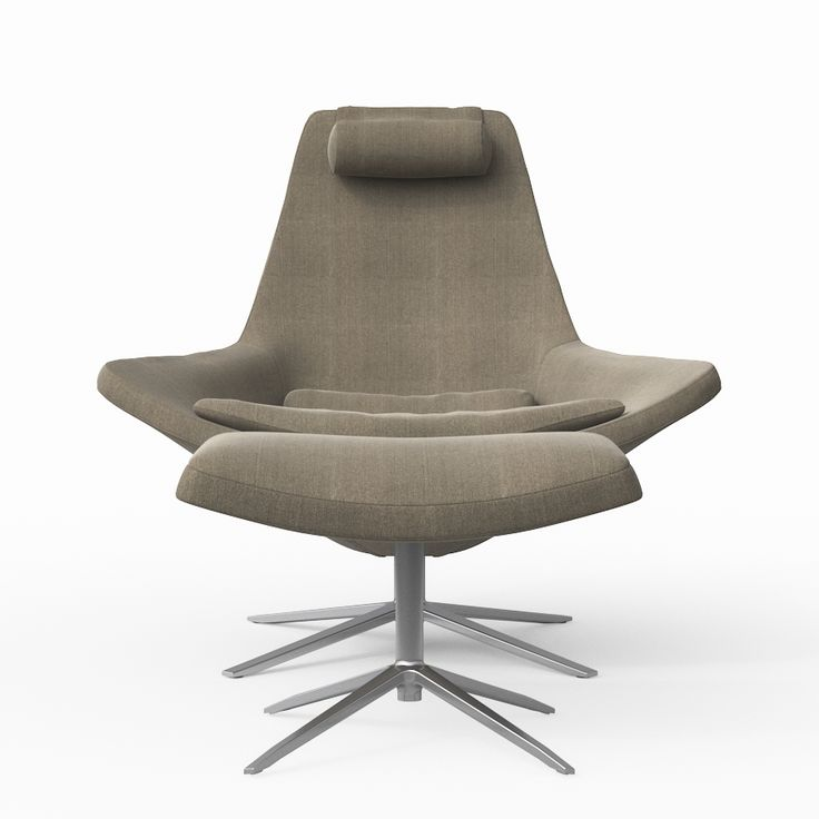 3dmodel Bu0026B Italia   Metropolitan Lounge Chair 01 | 3d Models For  Architecture Design