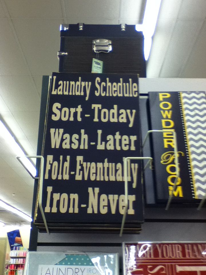 laundry room decor hobby lobby