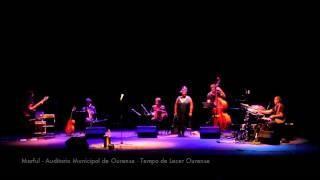Salón de baile Marful. Concerto de Marful no Festival de Músicas do Mundo de Sines (Portugal) 2008.