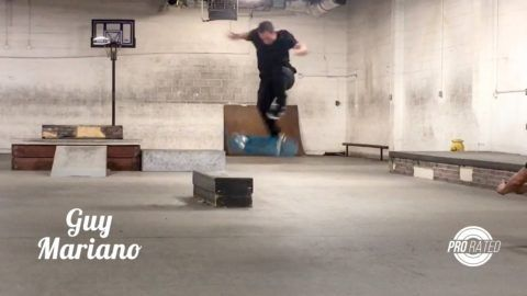 Guy Mariano Pro Rated Bearings | Andalé Bearings: New Guy Mariano Pro Rated Bearings with… #Skatevideos #andale #bearings #mariano #Rated