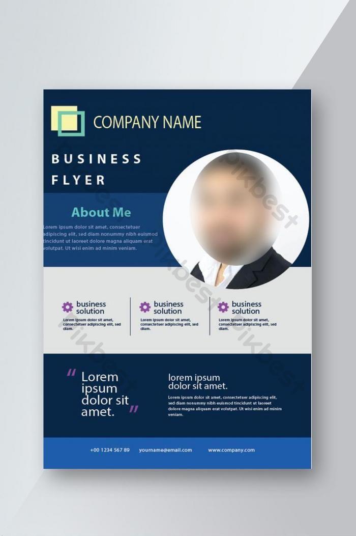 تصميم نشرة إعلانية Ai تحميل مجاني Pikbest Business Flyer Flyer Design Flyer