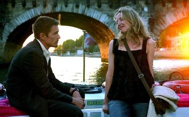 Only if you find peace within yourself will you find true connection with others. – from Before Sunrise
