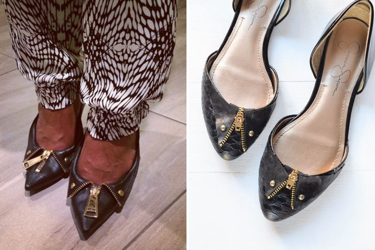 You can make your own Moschino pumps with this easy style hack.