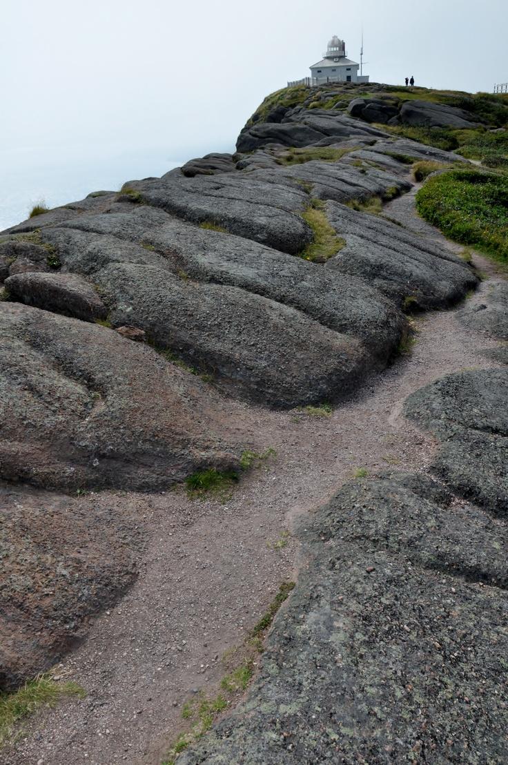 Random Rock Grooves, Cape Spear, Newfoundland, Canada