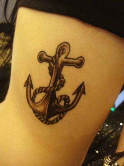 45 best shoulder tattoo ideas images on pinterest for American anchor tattoo