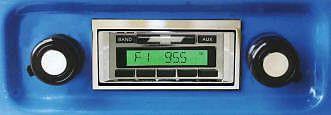 1967-1972 Chevy Truck radio AM/FM USA-630 67-72 IPOD XM MP3 300 Watt Aux Input