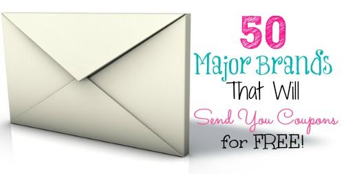 50 Companies you can contact for coupons! http://www.mojosavings.com/50-major-brands-will-send-coupons-free/