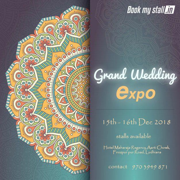 Grand Wedding Expo Ludhiana Boho Style Wedding Invitations Wedding Expo Boho Style Wedding