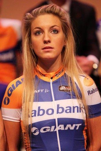 Pauline Ferrand- Rabobank Cycling Team