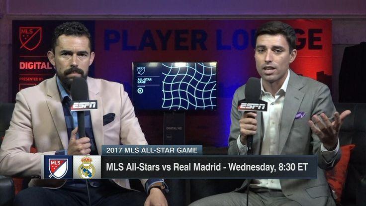 Expect intense Real Madrid vs. MLS All-Stars