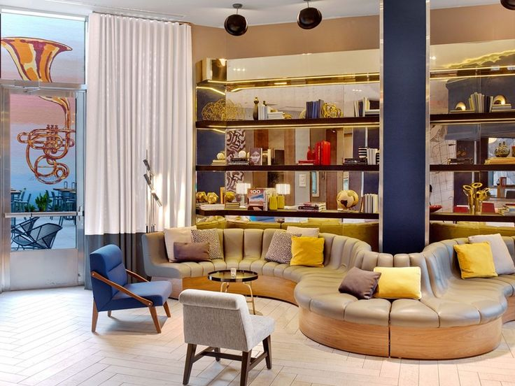 Meyer Davis Studio Hits the Right Notes at Le Méridien New Orleans