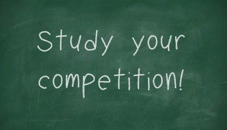 Study your Competition for Product differentiation