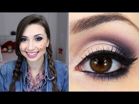 Maquiagem para Festa Junina - YouTube
