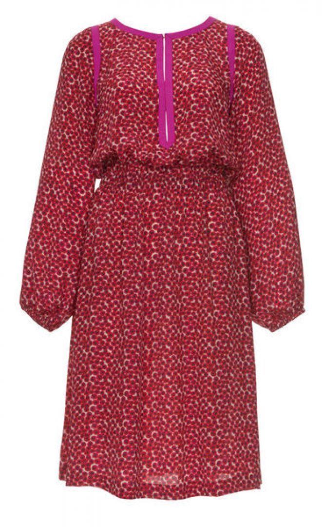 Платье: Burda 2/ 2013/ 122 / Burdastyle