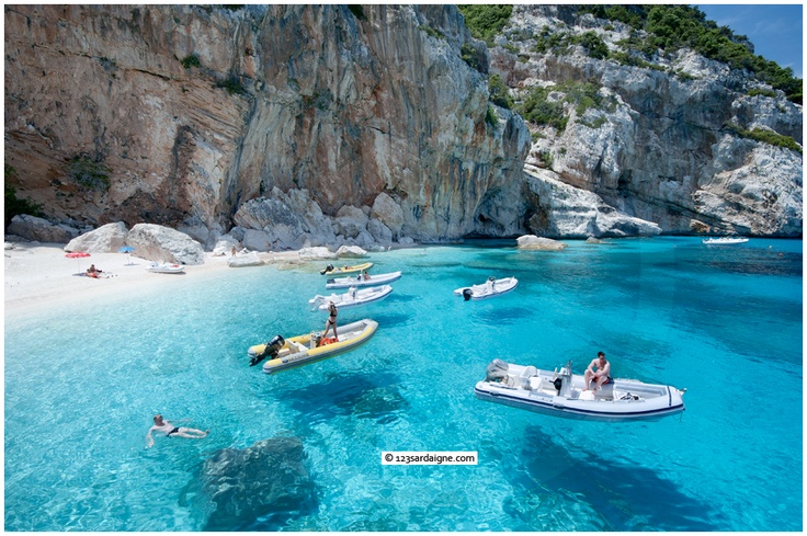 Love Cala Mariolu - Sardinia Island