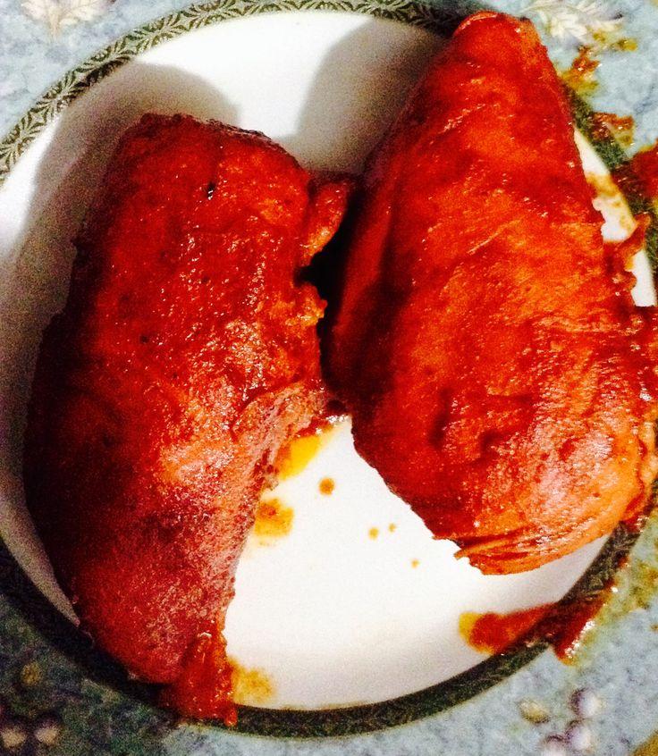 Hot chilli chicken
