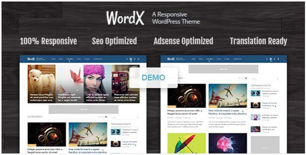 WordX Theme Review | Premium WordPress Blog Theme for Professional Bloggers