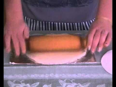 Лепка из теста учебное видео