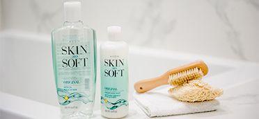 Pamper your skin & delight your senses with the jojoba oil infused Avon Skin So Soft Original Collection! #AvonRep https://www.avon.com/search/skin_so_soft?cel_id=skin%20so%20soft%7CT_skin_so_soft&rep=adrianacarlson&utm_content=buffer15a0c&utm_medium=social&utm_source=pinterest.com&utm_campaign=buffer