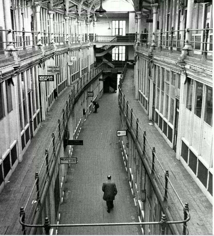 Lancaster Avenue (aka Cheese Alley) Victoria .Manchester.