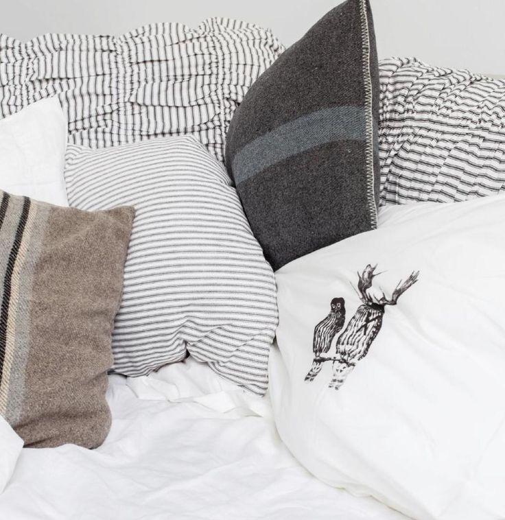 Get cozy.