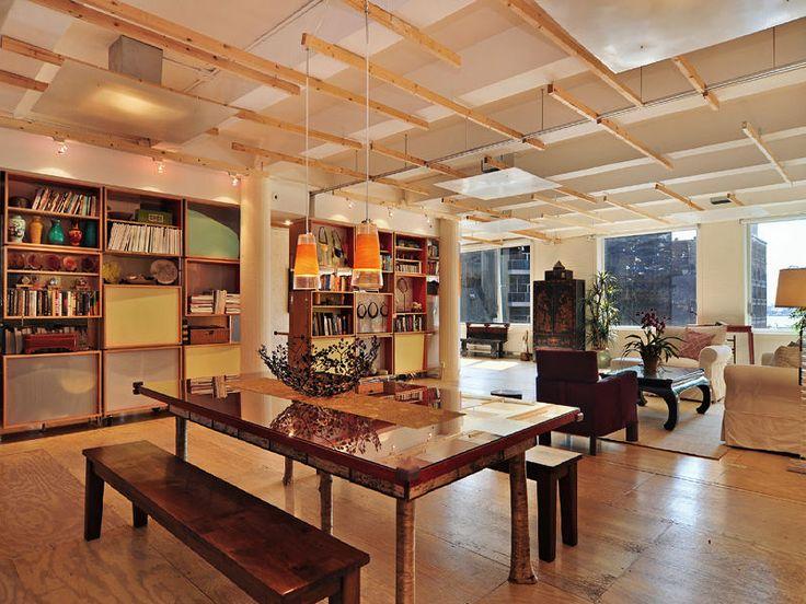 Industrial-Style Loft in Manhattan, New York City