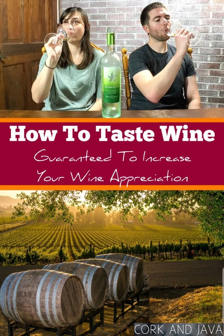 There S A Good Chance You Re Not Experiencing Wine Like You Should Brynne And I Show You The 4 Steps T Wine Tasting Wine Tasting Experience Wine Tasting Trips