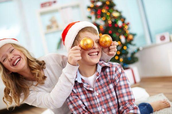 Конкурсы на Новый год: новогодние игры и развлечения для семьи