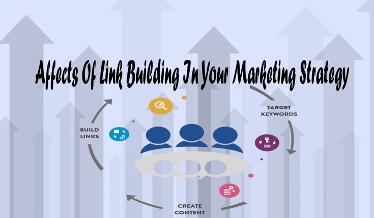 Affects Of Link Building In Your Marketing Strategy