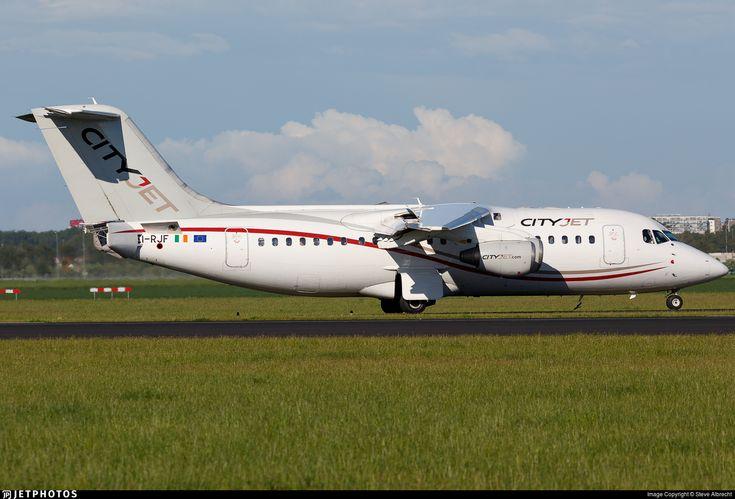 EI-RJF. British Aerospace Avro RJ85. JetPhotos.com is the biggest database of aviation photographs with over 3 million screened photos online!