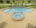 pool edge design
