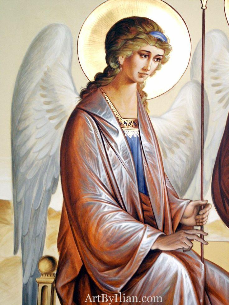 архангел джабраил картинки любовь