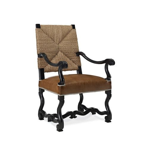 camargue arm chair dining chairs furniture products ralph lauren home