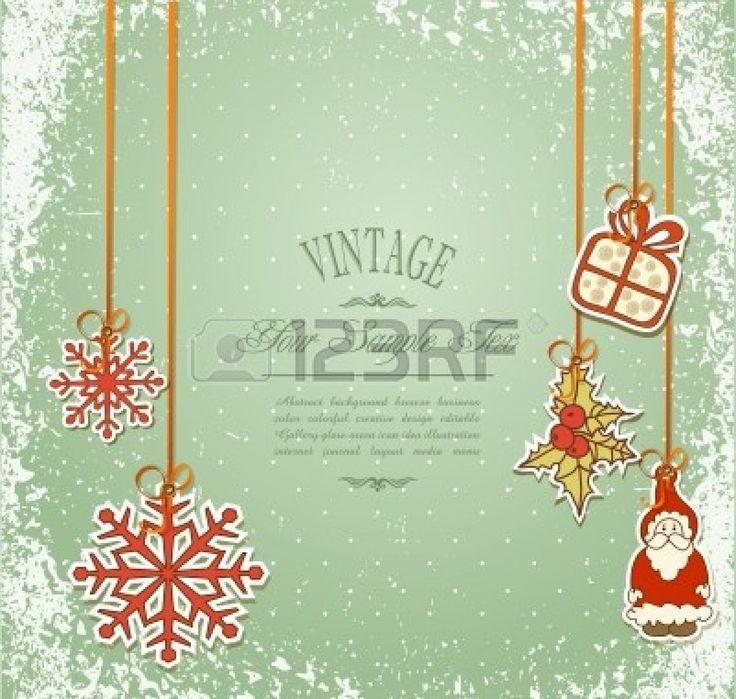 Cru, grungy Nouvel An, Noël de fond Banque d'images - 10422038