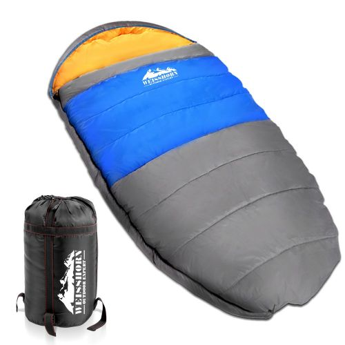 DetailsArctic Pole Cattle Pebble-shaped Sleeping BagMade from 210T Hex Ripstop polyester fibre, internally lined with 210T Polyester Pongee and filled with 2x170G/m2 Hollow Fibre, the package brings cosy...