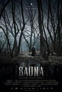 Sauna - en finsk film som jag faktiskt inte sett. Måste kolla upp denna. Fått många priser