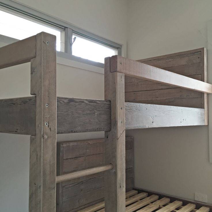 'The Chase' Custom Bunk Beds