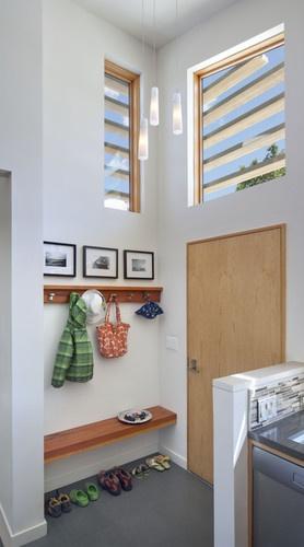Cloud Street Residence modern entry