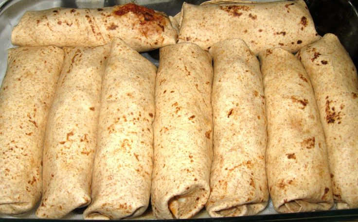 Debbi Does Dinner... Healthy & Low Calorie: Pizza Roll Up Burritos