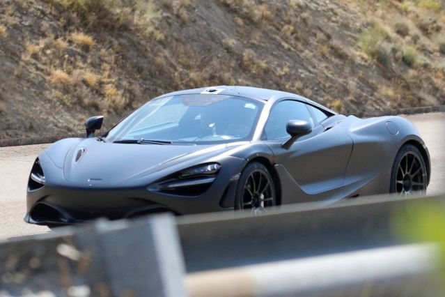 The new 2018 McLaren P14 is should have old/new V8 twin-turbo engine with the size of 3.8 liters...the estimated cost of the McLaren P14 2018 is $255,000...